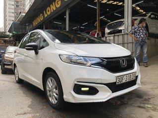 Bán xe Honda Jazz 2018 tự động màu trắng
