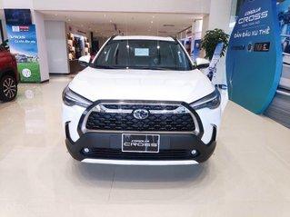 [Siêu ưu đãi] Toyota Corolla Cross 2021 giá cực tốt, trả trước 230tr nhận ngay xe, xe có sẵn giao hàng toàn quốc