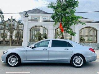 Cần bán gấp Mercedes S400 2016, màu bạc, nhập khẩu nguyên chiếc