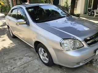 Cần bán Daewoo Lacetti đời 2009, màu bạc còn mới