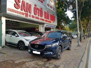 Sàn ô tô Hà Nội bán Mazda Cx5 2.5 màu xanh sản xuất năm 2018 lăn bánh 2019, xe chính chủ đi rất ít