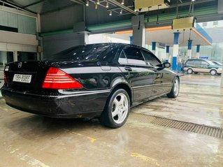 Chỉ với 385 triệu sở hữu ngay em Mercedes S500 đời 2004, màu đen, máy móc chạy êm mượt, đảm bảo xem ưng luôn