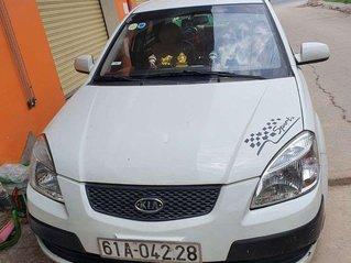Cần bán Kia Rio năm sản xuất 2007, màu trắng, 135tr
