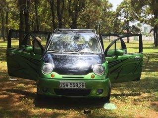 Bán Daewoo Matiz 2003, màu xanh lục chính chủ, giá 56tr