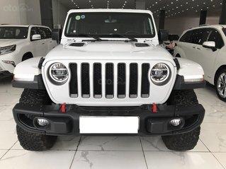 Bán xe Jeep Wrangler Rubicon sản xuất năm 2020 xe đăng ký rồi, rất mới