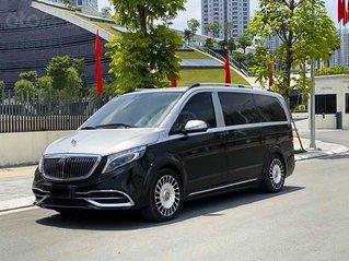 Cần bán gấp Mercedes V250 sản xuất 2016, màu đen, nhập khẩu còn mới