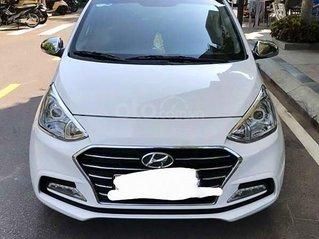 Bán Hyundai Grand i10 sản xuất năm 2017, màu trắng còn mới, 345tr