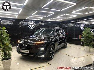 Bán xe VinFast LUX SA2.0 Premium  đời 2021, màu đen