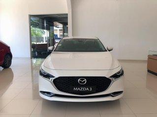 Mazda 3 2021 - ưu đãi giá tốt - tặng bảo hiểm vật chất - xe sẵn giao ngay