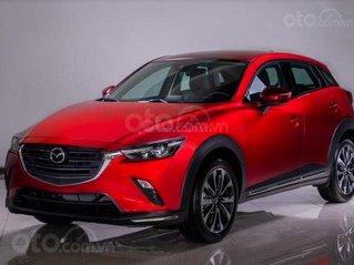 Mazda CX3 2021 hỗ trợ lãi suất thấp, nhập khẩu nguyên chiếc, giá tốt nhất thị trường