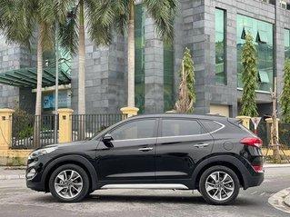 Bán ô tô Hyundai Tucson đời 2018, màu đen
