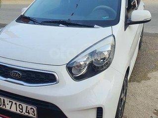 Cần bán lại xe Kia Morning sản xuất 2015, màu trắng còn mới, giá 248tr