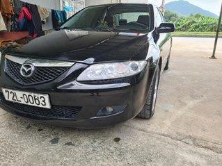 Xe Mazda 6 đời 2004, màu đen, giá tốt