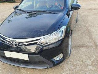 Bán Toyota Vios đời 2016, màu đen như mới