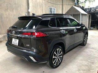 Cần bán Toyota Corolla Cross đời 2020, màu đen, xe nhập