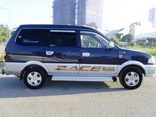 Xe Toyota Zace năm sản xuất 2002, màu xanh lam còn mới
