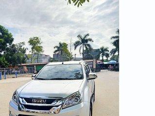 Xe Isuzu mu-X sản xuất năm 2016, màu bạc, nhập khẩu còn mới, 699 triệu