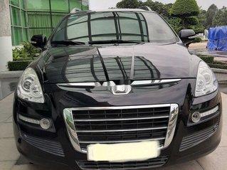 Cần bán Luxgen 7 SUV đời 2010, màu đen, xe nhập số tự động