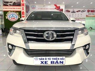 Cần bán xe Toyota Fortuner năm 2017, xe nhập còn mới, giá 885tr