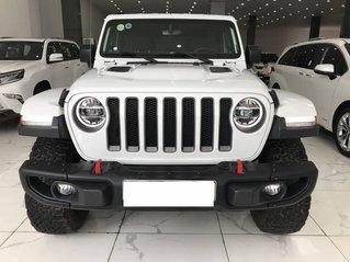 Cần bán gấp Jeep Wrangler đời 2020, màu trắng, nhập khẩu