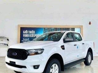 Bán xe Ford Ranger XLS AT 2021, màu trắng, xe nhập