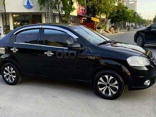 Xe Daewoo Gentra đời 2010, màu đen chính chủ, giá 169tr