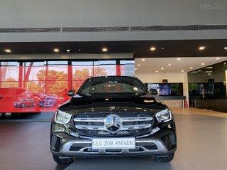 [Mercedes - Benz Bình Dương] Mercedes - Benz GLC 200 4Matic 2021 - khuyến mãi hấp dẫn - giao xe ngay đủ màu