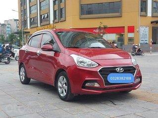 Cần bán lại xe Hyundai Grand i10 năm sản xuất 2019, màu đỏ