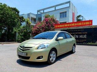 Bán xe Toyota Yaris sản xuất năm 2006, màu vàng chanh, nhập khẩu chính chủ