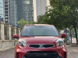 Cần bán xe Kia Morning năm 2016, màu đỏ chính chủ