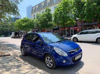 Cần bán xe Hyundai i20 đời 2010, màu xanh lam số tự động