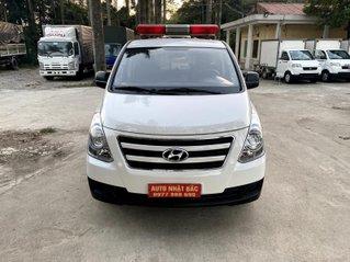 Bán xe cứu thương Hyundai Starex đời 2017 nhập khẩu nguyên chiếc từ Hàn Quốc