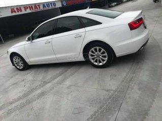Xe Audi A6 2.0 TFSI năm 2014, màu trắng, xe nhập