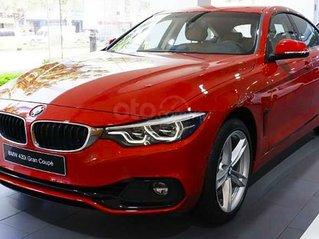 Bán ô tô BMW 420i sản xuất năm 2019, màu đỏ, nhập khẩu nguyên chiếc