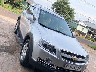 Bán Chevrolet Captiva đời 2010, màu bạc, nhập khẩu