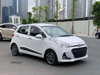 Cần bán lại xe Hyundai Grand i10 MT sản xuất 2016, màu trắng, xe nhập