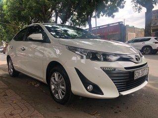 Cần bán gấp Toyota Vios G 2020, màu trắng