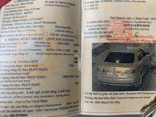 Cần bán lại xe Mazda 6 đời 2004, màu bạc, nhập khẩu chính chủ giá cạnh tranh