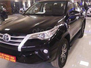 Cần bán xe Toyota Fortuner 2.4G 4x2 MT năm sản xuất 2018, màu đen, nhập khẩu nguyên chiếc còn mới