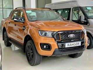 Ford Ranger Wildtrak, XLS, XL giảm rất sâu, tặng rất nhiều phụ kiện