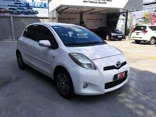 Cần bán lại xe Toyota Yaris RS 1.5 AT năm sản xuất 2012, màu trắng, nhập khẩu giá cạnh tranh