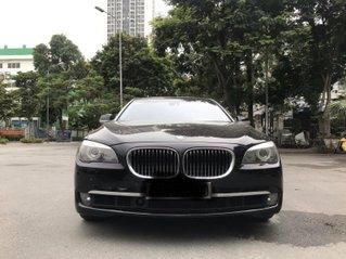 Bán BMW 750Li năm sản xuất 2009 màu đen, xe siêu đẹp
