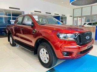 Ford Ranger XLS AT 2021 lắp ráp, ưu đãi khủng tháng 6/2021