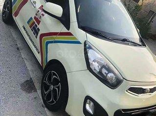 Cần bán xe Kia Morning EX 2013, màu trắng