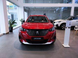 [Peugeot Giải Phóng] Peugeot 2008 2021, nhận xe với 200tr T6 với siêu nhiều ưu đãi, hỗ trợ vay 90% giá trị xe