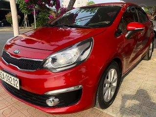 Cần bán lại xe Kia Rio 1.4 AT 2015, màu đỏ, xe nhập số tự động, 378 triệu