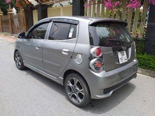 Cần bán Kia Morning SLX đời 2010, màu xám, nhập khẩu nguyên chiếc số tự động, 215 triệu