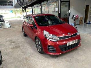 Xe Kia Rio 2015, màu đỏ, nhập khẩu còn mới