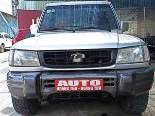 Cần bán gấp Hyundai Galloper đời 2003, màu bạc, xe nhập số sàn, 95 triệu