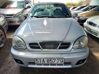 Cần bán lại xe Daewoo Lanos sản xuất năm 2000, màu bạc, 68tr